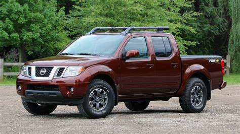 nissan frontier pro 4x 2017 review 2016 nissan frontier pro 4x motor1 com