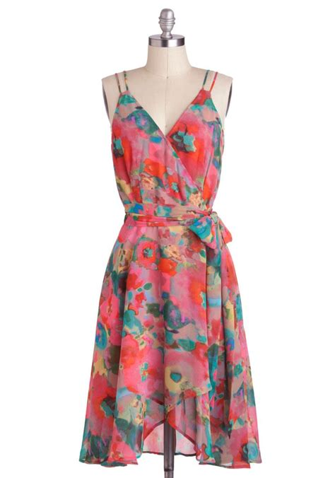 Flower Dresses by Watercolor The Flowers Dress