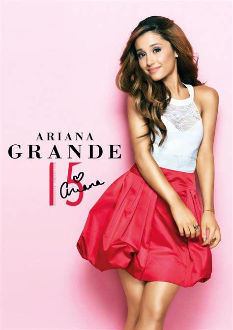 ariana grande biography book ariana grande 2015 calendar ariana grande 9781617013850