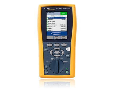 Mini Telephone Intl dtx cable analyzer netzwerkkabelzertifizierungs