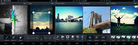 best photo editor for android aviary updates photo editor for android with better tools and stickers