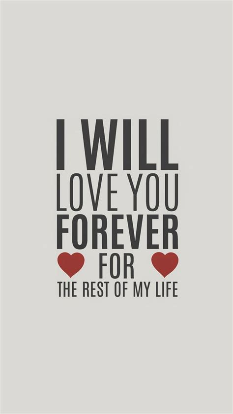 will you be my ideas for him i will you forever 640 x 1136 wallpapers available