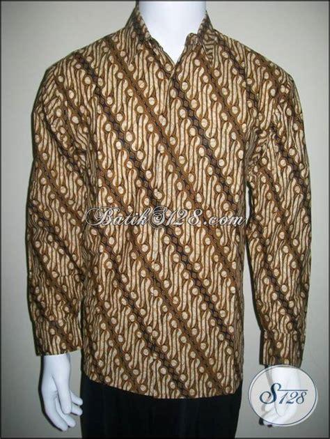 Celana Batik Kulot Zhr 029 baju batik lengan panjang lereng kemeja batik pria formal murah lp029p toko batik 2018