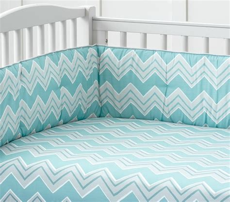 Soho Nursery Bedding Set Blue Pottery Barn Kids Soho Crib Bedding Set