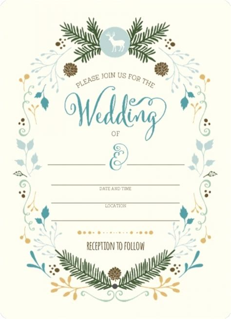 Wedding Invitations Blank by Blank Wedding Invitations Gangcraft Net