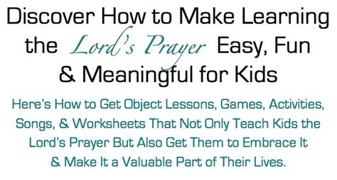understanding the lord s prayer worksheet write my essay 100 original content our prayer meaning dec 15 2017