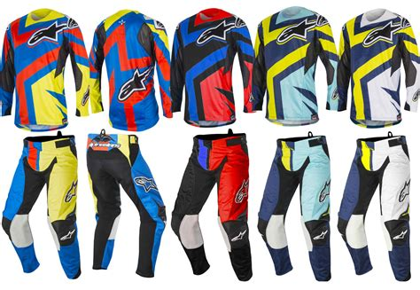 alpinestar motocross gear 2016 alpinestars techstar factory gear moto related