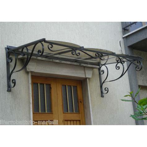 tettoia ferro battuto pensilina tettoia acciaio inox ferro battuto