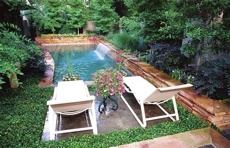small outdoor pools small backyard with pools florida small pool called a