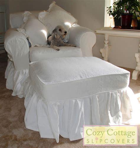 Sprei Shabby Chic Lola K 70x200x20 Single cozy cottage slipcovers lola ruffles