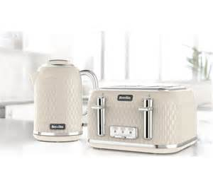 Breville Kettles And Toasters Buy Breville Curve Vtt788 4 Slice Toaster Cream Free
