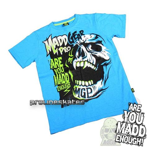 Mgp Tshirt Murah 1 snr madd gear mgp t shirt from madd gear scooters corpo or enough ebay