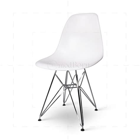 1950 Dining Room Furniture Eames Style Dining Dsr Eiffel Chair White Replica