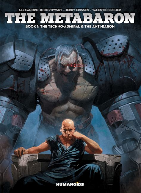 exclusive humanoids previews prevue metabaron book one previews world
