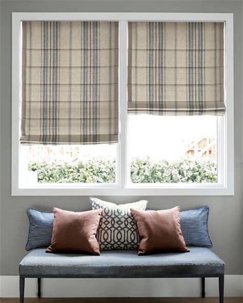 smith and noble drapes classic roman fabric shades