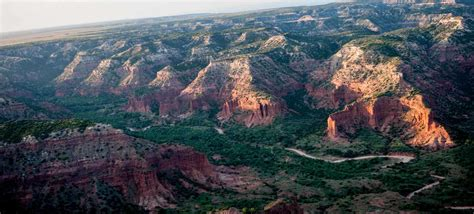 caprock canyons state park cing