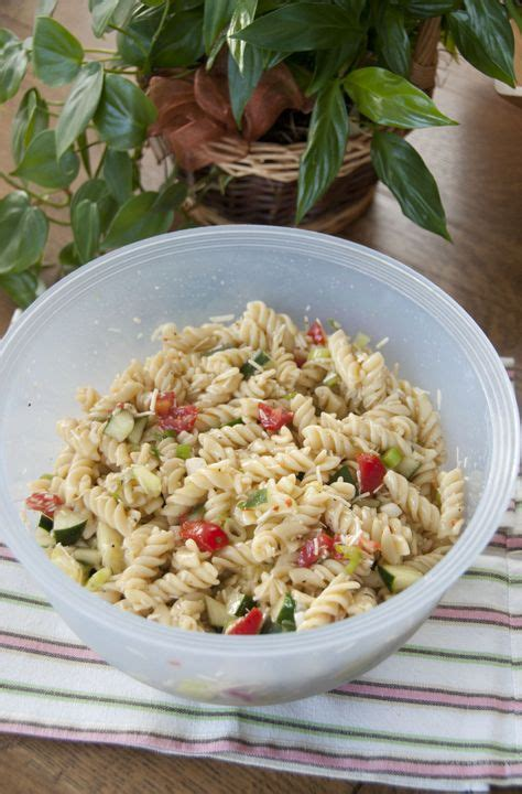 delicious pasta salad simple pasta salad recipe picnics kid lunches and e