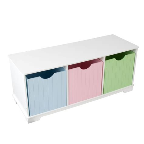 nantucket storage bench kids nantucket storage bench in pastel nursery decor