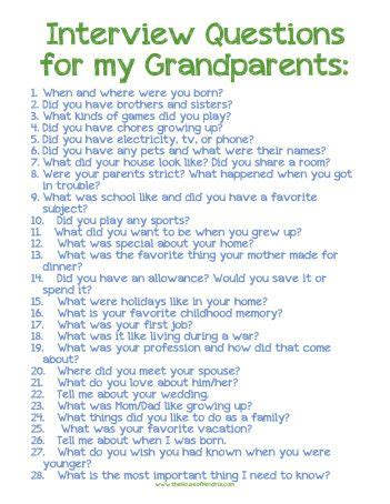 25 interview questions for a biography best 25 birthday questions ideas on pinterest kids
