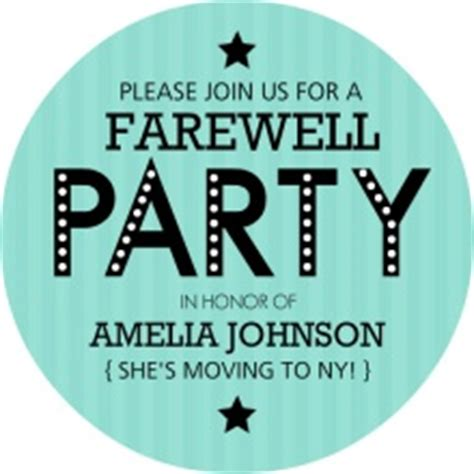 going away template going away invitations farewell invitations