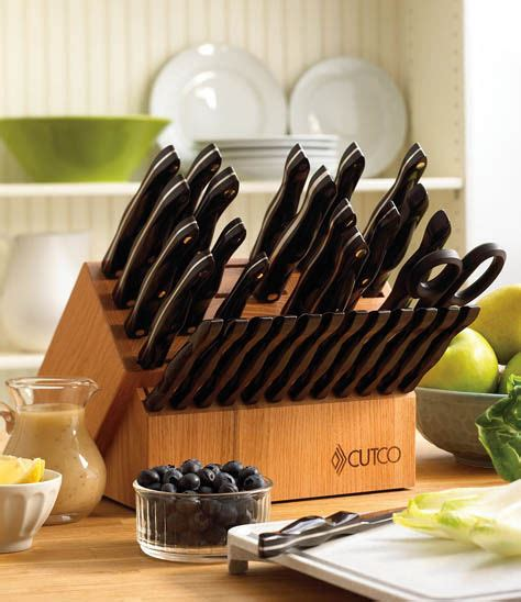 Ultima Set by Ultimate Set With Block 37 Pieces Knife Block Sets By