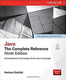 java reference book names java the complete reference ninth edition co uk