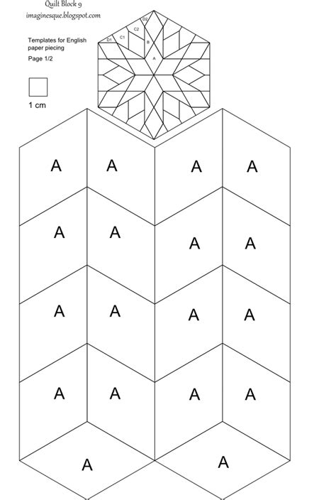 pattern block templates imaginesque quilt block 9 pattern and template