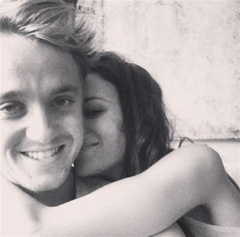 12 Valentine Day by 25 Impossibly Cute Photos Of Tom Felton And Jade Olivia 22