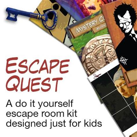 printable escape room kit diy home escape room download print the kit