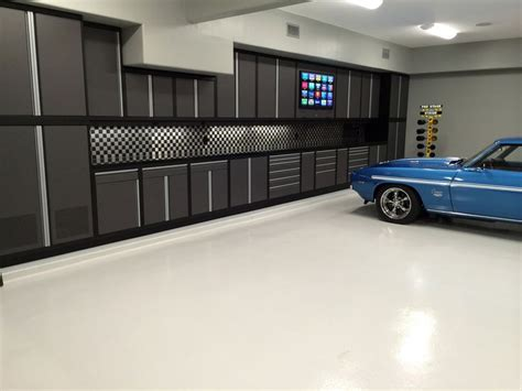 custom garage cabinets chicago best 25 custom garages ideas on custom garage