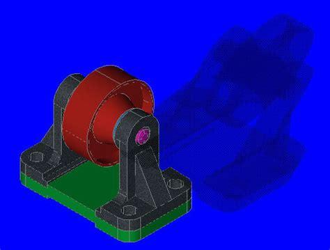 3d projects 3d project autocad 3d cad model grabcad