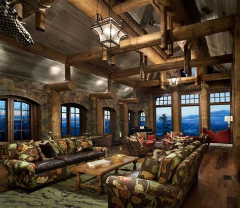 Mountain Home Decor Ideas by Mountain Chalet Decor Modern Home Decor