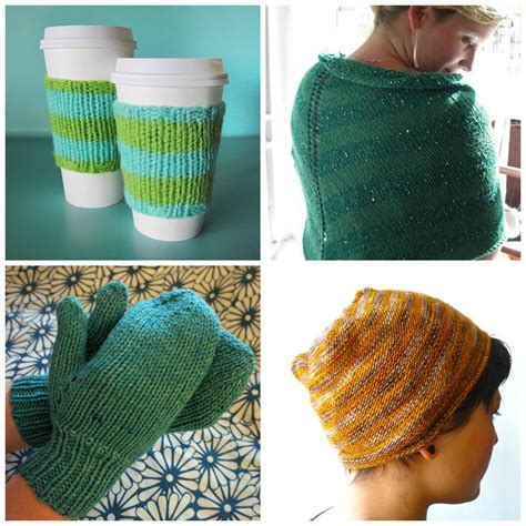 knit and purl garter knit stitch patterns for all knitting levels