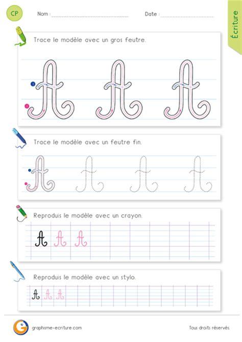 lettere corsive maiuscole apprendre 224 233 crire la lettre a majuscule en cursive