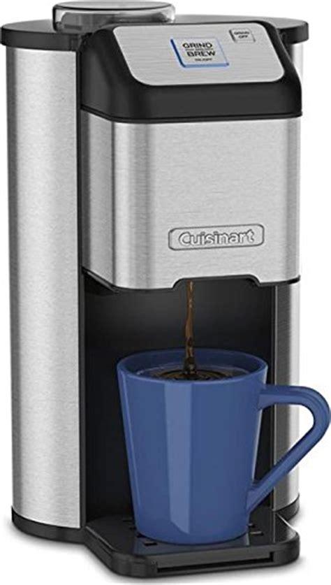 Coffee Maker Grinder Drip Set Penggiling Kopi Mug review of cuisinart single cup grind brew coffeemaker coffee gear at home