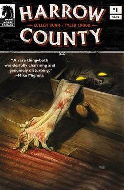 libro harrow county 3 doctor harrow county wikipedia
