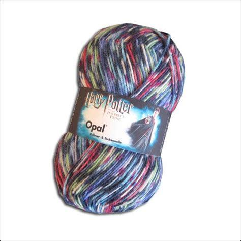 kyarns harry potter opal sock yarn