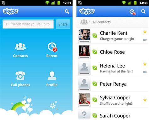 skype android apk version skype 4 0 apk version