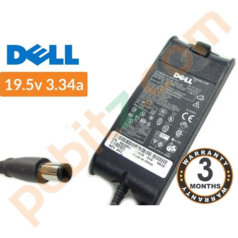 Adaptor Dell Pa 12 New Model 19 5v 3 34a Original Garansi 1 Th genuine dell pa 12 19 5v 3 34a ac adapter charger ebay