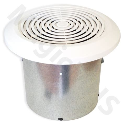 bathroom fan vents ventline bathroom exhaust fan vent 7 quot round