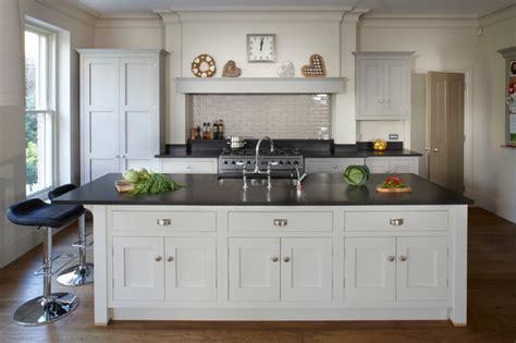 black kitchen island transitional kitchen hgtv in shaker kitchen esher grey shaker kitchen transitional kitchen