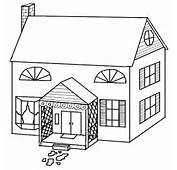 Nice School House Colouring Pages Free Printable Coloring For