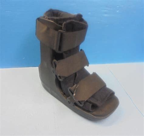 walking cast boot ossur equlaizer walking boot cast orthopedic