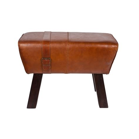 brown leather bench small leather bench in brown kids desks drawers