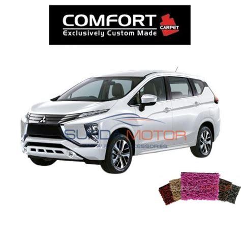 Karpet Mobil Merk Comfort karpet comfort deluxe bagasi mitsubishi xpander