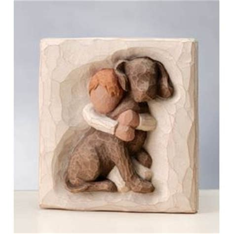 bedroom for boys willow tree hug engraved plaque k kannon company 10440 | 26513 2T