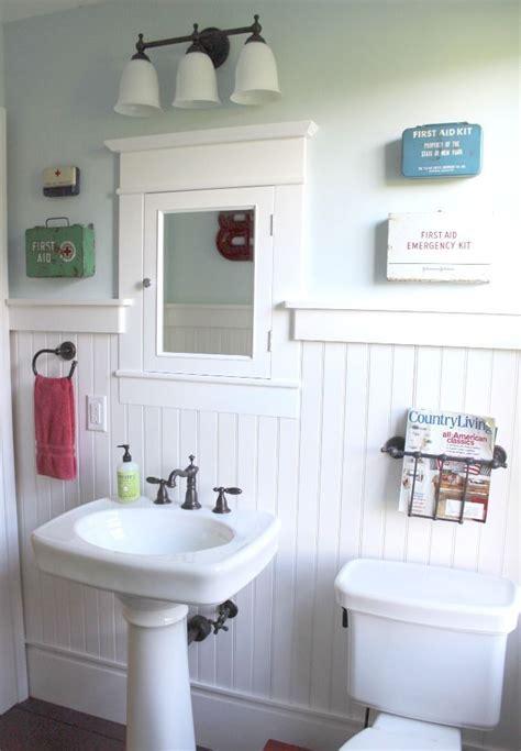 Country Chic Kitchen Ideas 25 Fantastic Farmhouse Bathroom Design Ideas Pictures