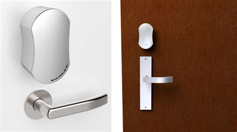 Smartphone Front Door Lock Akerun Smart Lock Allows Keyless Home Entry With Your Smartphone Homecrux