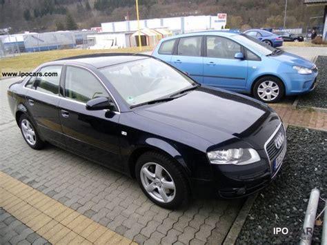2007 audi a4 2 0 t 2007 audi a4 2 0 t fsi special edition 25j quattro car