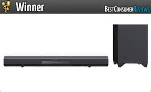 2017 best sound bar reviews top sound bar